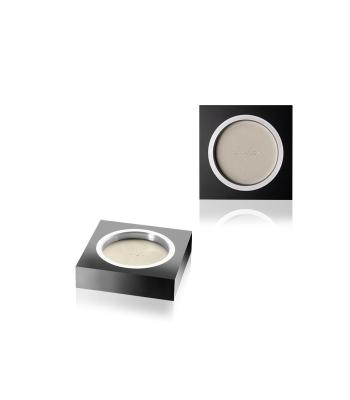Square acrylic base, hochglanz schwarz