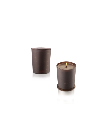 Scented Candle 190 gr, Duftnote LEGNO