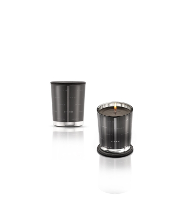 Scented Candle 190 gr, Duftnote AMBRA