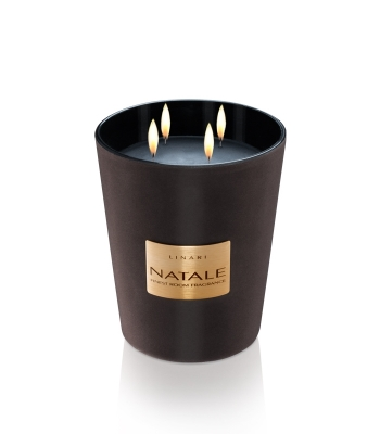 NEU Scented Candle 1000 gr, Duftnote NATALE