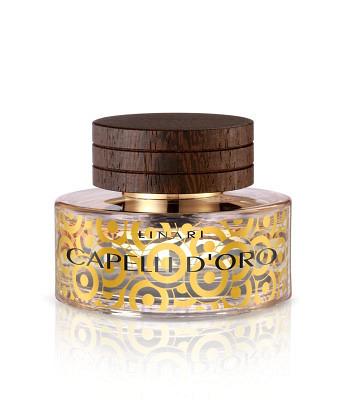 NEU - CAPELLI D'ORO eau de parfum 100ml (3.4 fl oz) - natural spray