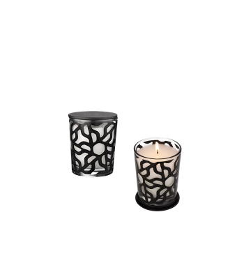 Scented Candle 190 gr, Duftnote EBANO